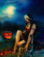 All Hallows' Eve by dianar87