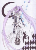 The desires of Kalisto Kamelot by SparrowsLie