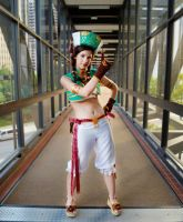 Soul Calibur IV- Talim by veriedian