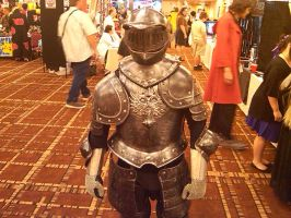 Ancient City Con 4 - Armor by AnimeFanaticWilly