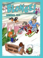 BLONGE! Annual 2016 (ON SALE NOW) by Granitoons