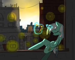 City Lyra by Swomswom