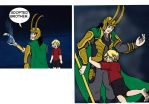 Avengers Assemble Brother Part 4 by CaranVeSereg