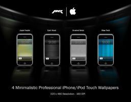 iPhone - iPod Touch Wallpapers by PixelRave