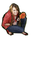 Miley Cyrus PNG by ByyCaami