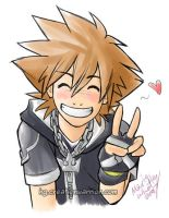 Yey Sora by Horus-Goddess