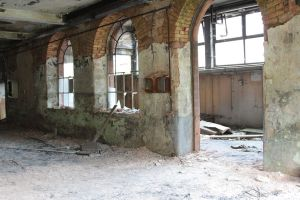 Old factory Stock 134 by Malleni-Stock