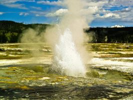 Geyser #2 by KRHPhotography