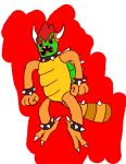 ATS Racoon-tailed Bowser by RandomMan12