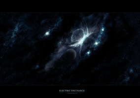 Electric discharge by Artush