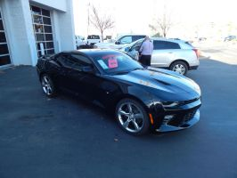 2017 Chevrolet Camaro SS Supercharged by TheHunteroftheUndead