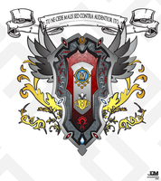 Hard Mode Team Crest by Apocryphea