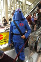 Cobra Commander by Neville6000