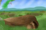 Field Background-Free Use by Artistic-Demise