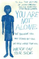 You Are Not Alone by AgentBabycakes