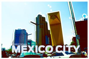 Mexico City by indieferdie