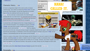 My Response to Ivan Being Trapped In Fury's Body by Eli-J-Brony