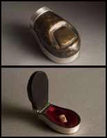 Reliquary for Ingrown Toe Nail by JamesReiman
