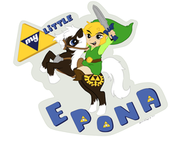 My Little Epona by Jutari