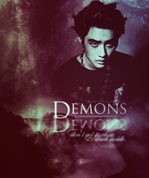 Fanfic: Demons ft. Kyungsoo by pocket-girl