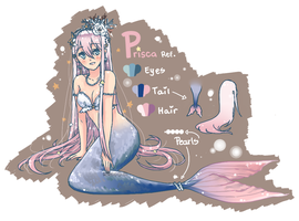 Prisca Reference by Haruea