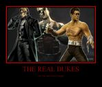 The Dukes of Ass Kicking by IamJohnnyCage