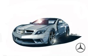 Mercedes SLC by Frenchtouch29