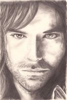Kili A4 Pencil Sketch by RexThranuil