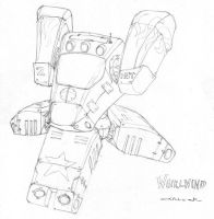 Whirlwind Sketch by MasterCarlock