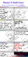 Hetalia Lemon Reactions by cutipie411