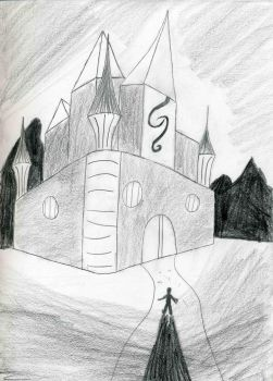 Castle by Bladyle