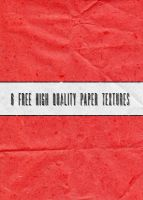 7 Professional paper textures by chadpowell