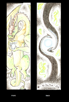 dvirensis bookmark by RiiThePup