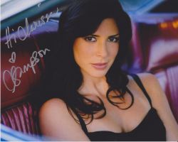 Cindy Sampson's Autograph by crazy71096