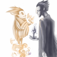 Pitch and Sandman by Nenema
