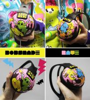Rave Headphones by Bobsmade