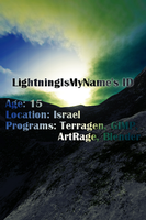 My Terrain ID by LightningIsMyName