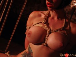 Cleopatra with Sofia Valentine 3 by ropemarks