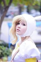 Fionna cosplay by Kyoosh