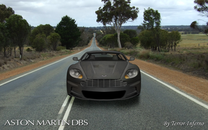 Aston Martin DBS by Terror-Inferno