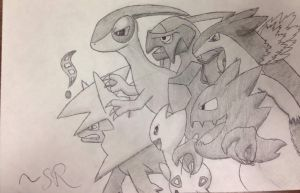 PokeAmino Request 4 by JudgeChaos