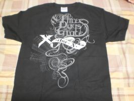 My Three Days Grace t-shirt by OjouLaFlorDeNieve