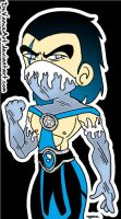 Sub-Zero by DeVanceArt