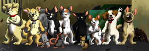 Allthecharactersever by MikeyOpossum