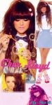 Cher lloyd blend by anacoronelc