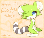 maybe by drill-tail