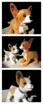 Movie Rewards - Beverly Hills Chihuahua 2 Set by The-Toy-Chest
