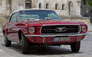 Ford Mustang 1. generation by MacPaul