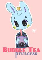 Bubble Tea Princess by the-secondstar