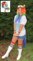 My Little Pony - Rainbow Dash by Spinelie